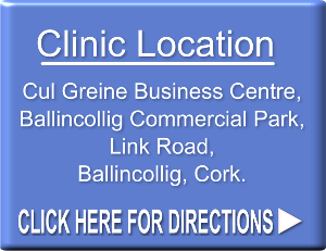 Cork Hypnosis Clinic address image with a link to the clinic location page